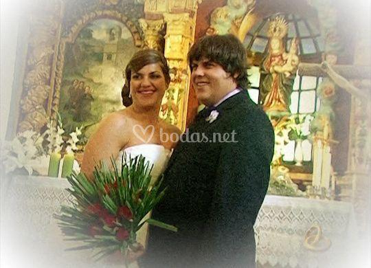 Vídeo para boda
