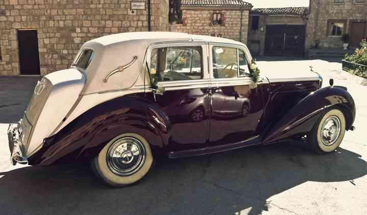 """Rolls Royce """"Bentley"""""""