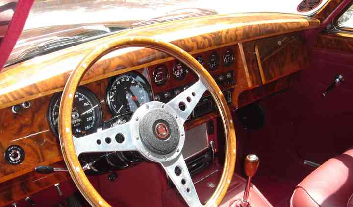 Interior Jaguar