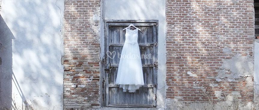 Vestido de novia L+J