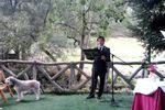 Maestro de ceremonias de boda