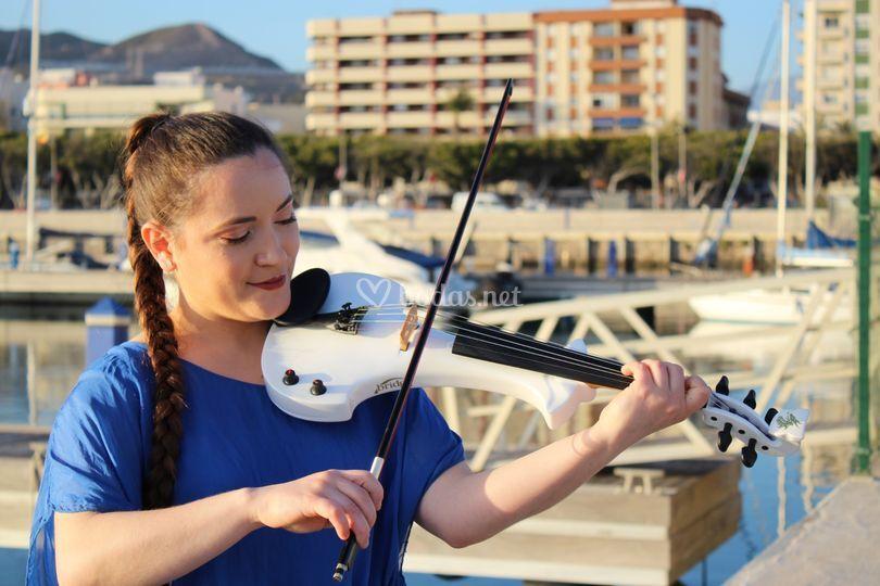 Ana Querol Violinista