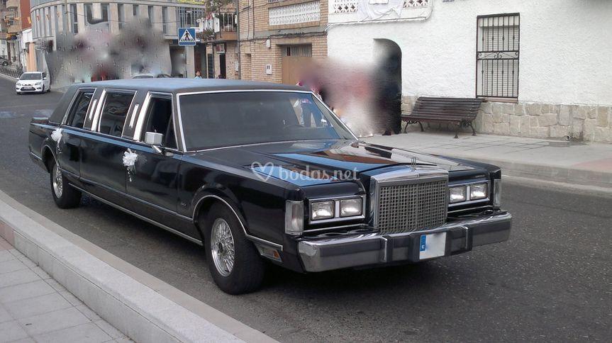Limousin Lincoln EE.UU