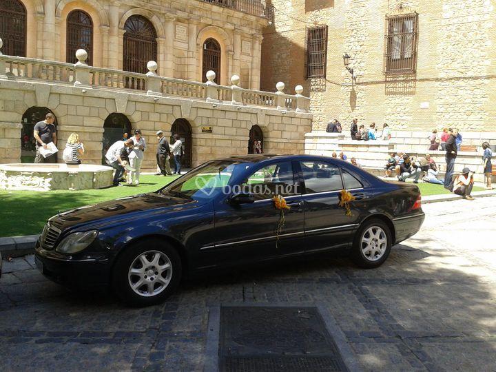 Alta gama Mercedes Benz