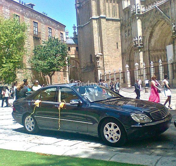 Gama alta de Mercedes Benz