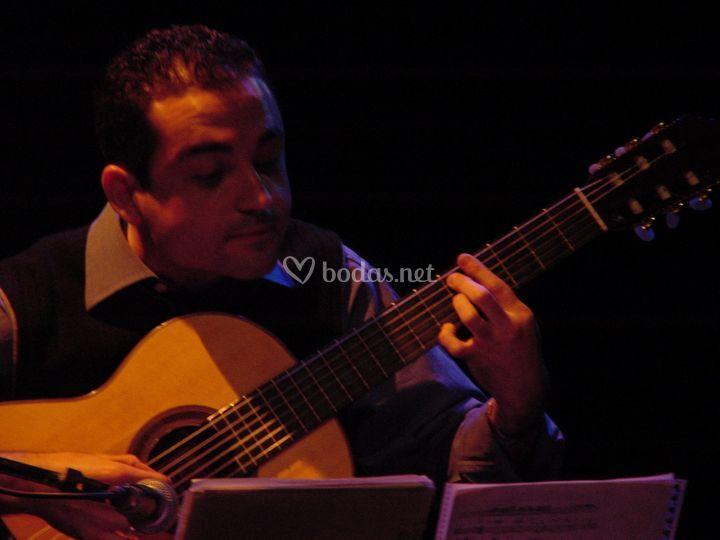 Guitarrista, Rober de Evan
