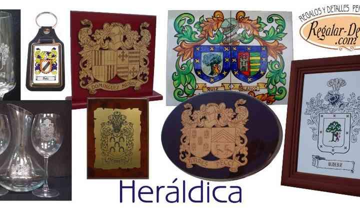Regalos de Heráldica