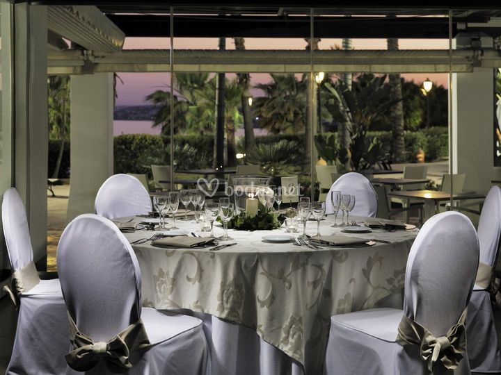 Restaurante Thalassa