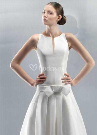 Vestido de novia de Jesús Peiró