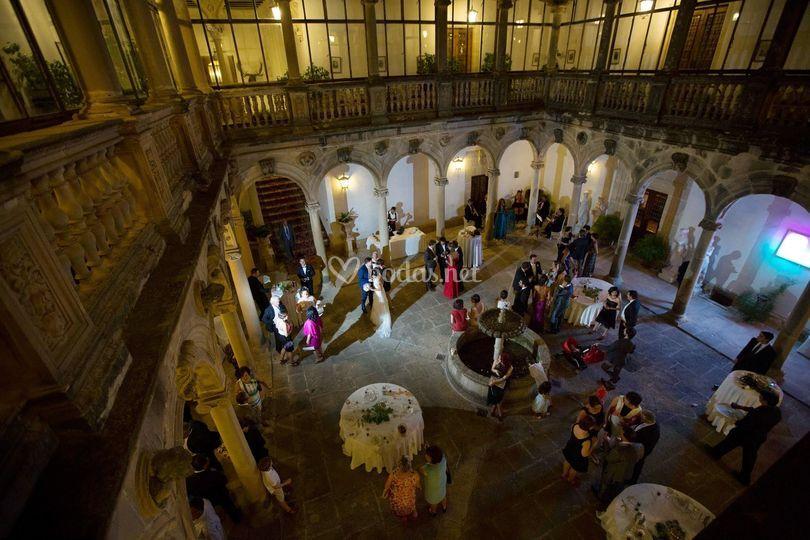 Cóctel Castillo de Canena