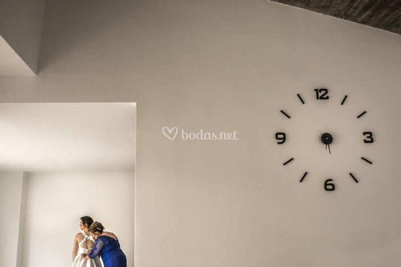 Llega la hora