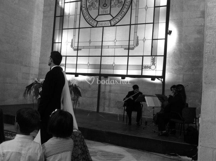 Alcalá la Real, ceremonia civil