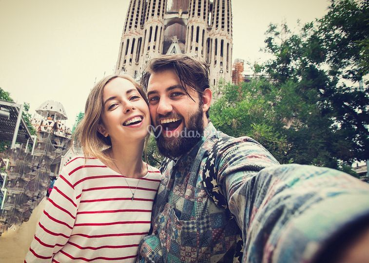 Viaje de novios a Barcelona