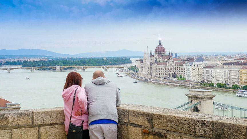 Escapada romántica a Budapest