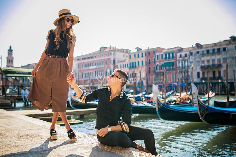 Viaje de novios a Venecia