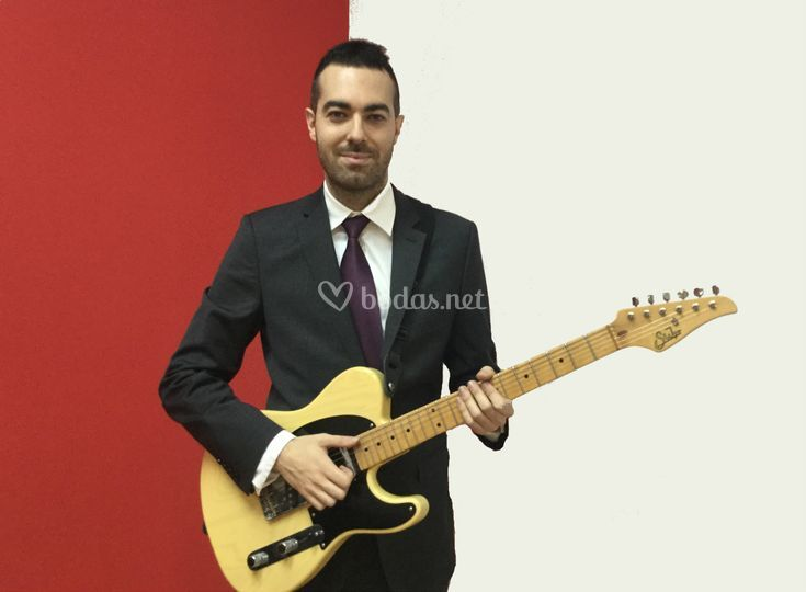 David Calabrés Guitarrista