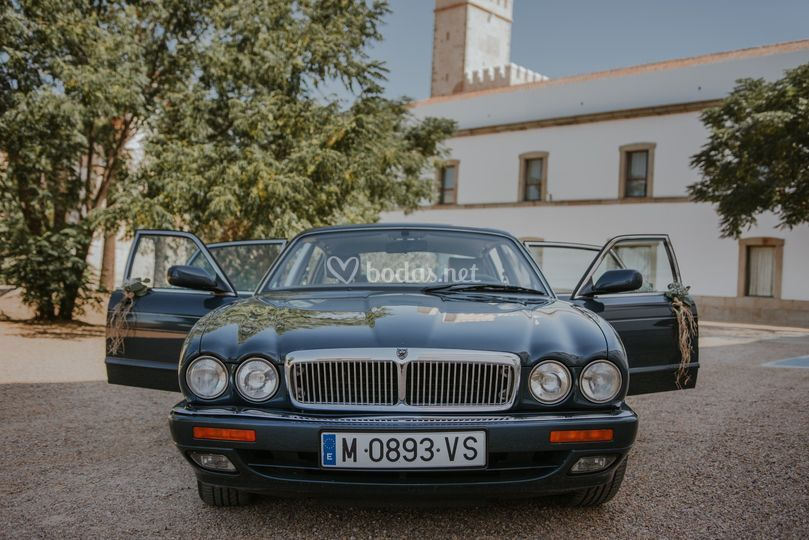 Jaguar Sovereign 4.0 Batalla l