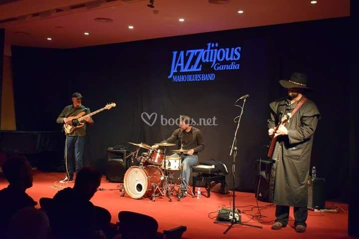 Maho Blues Band