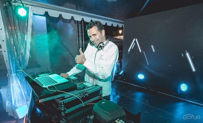 Sergio Sanchez DJ2