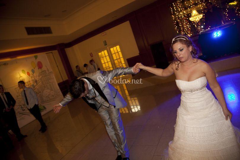 Baile original