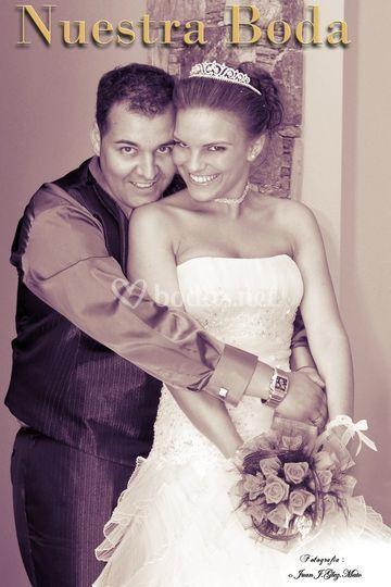 Ernesto y Vanessa