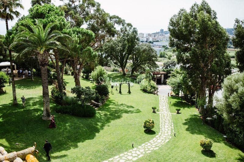Jardins Mas Falet