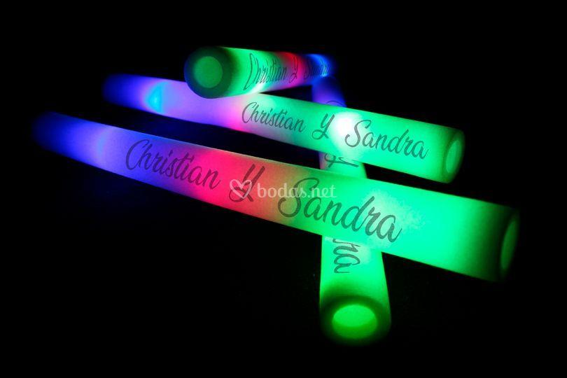 Christian y Sandra