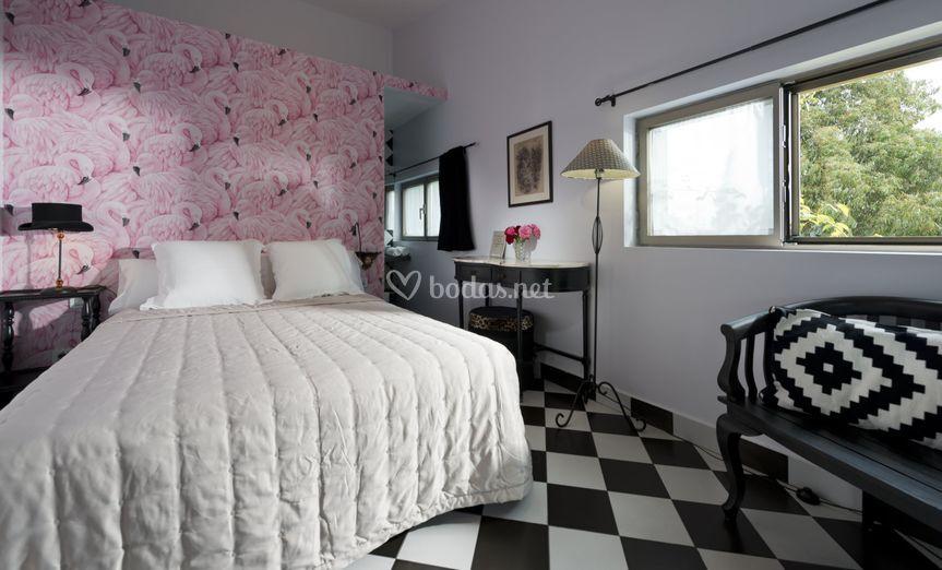 7 habitaciones dobles