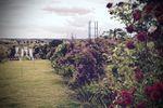 Jardines llenos de rosas