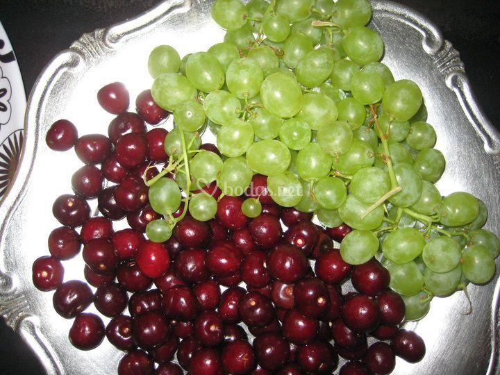 Bandejas de fruta