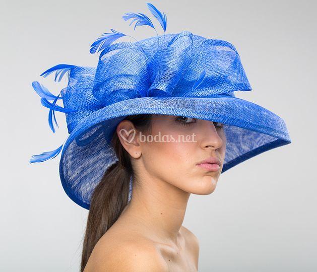 Pamela azul royal - mod. Clara