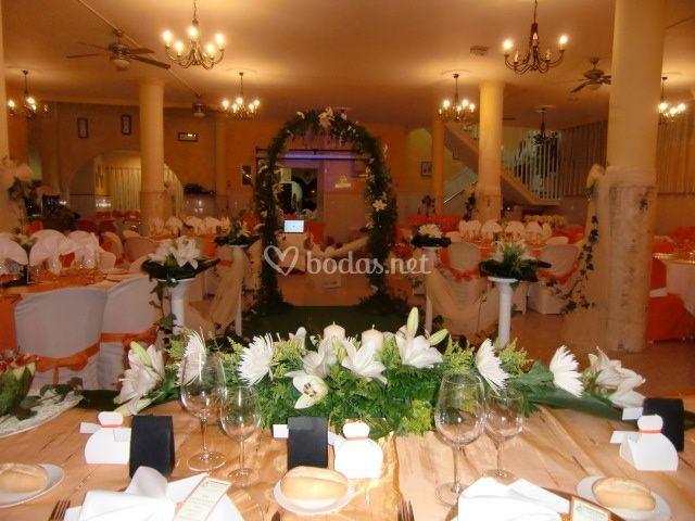decoracin para boda