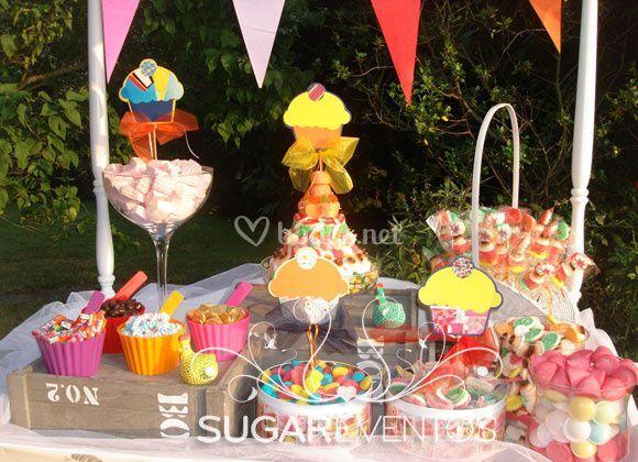 Detalle Candy-Cart