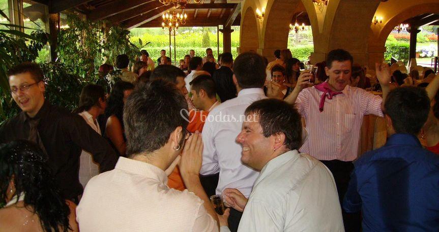 Fiestas para bodas