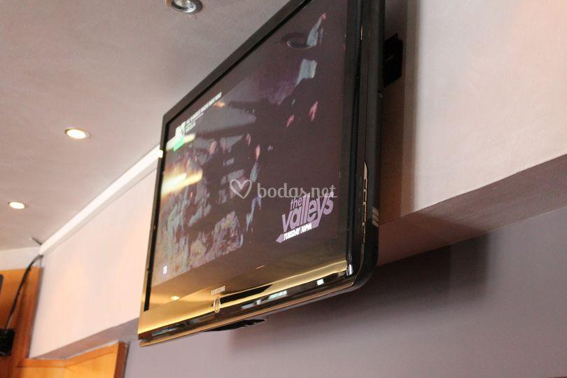 TV de proyección