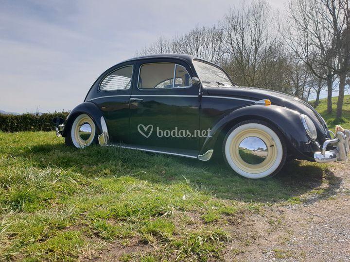 Escarabajo 1962 derecha