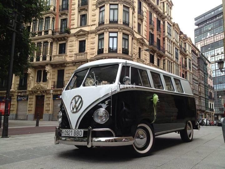 Clásicos VW Donosti
