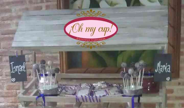 ¡Oh my cup!