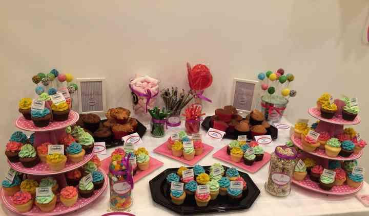 La mesa de dulces para tu día