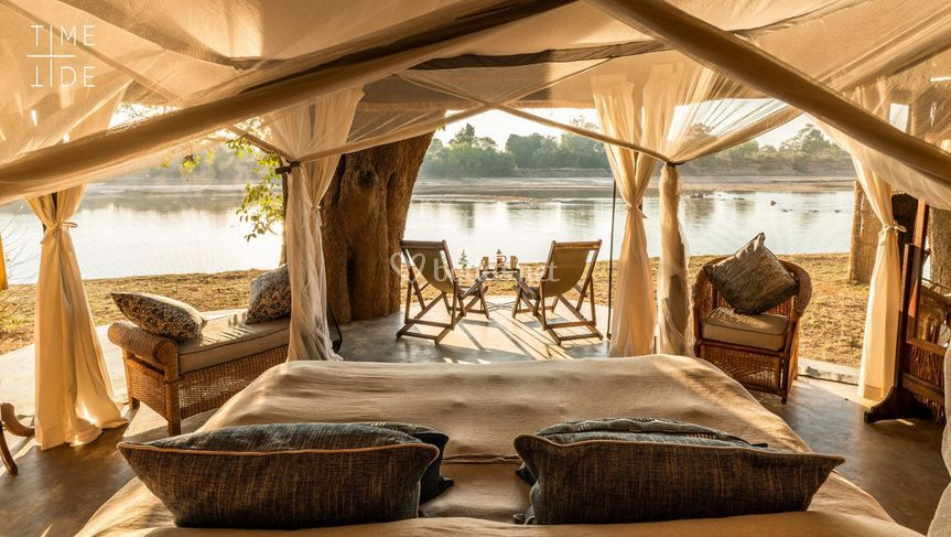 Luxury ecolodge Africa