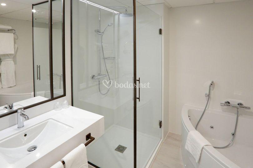 Suite Nupcial (baño)