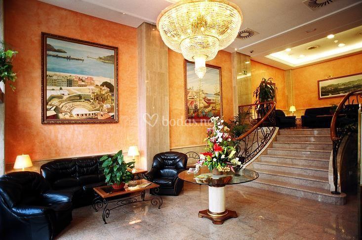 Sercotel Hotel Alfonso XIII