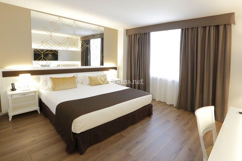 Suite Nupcial (dormitorio)