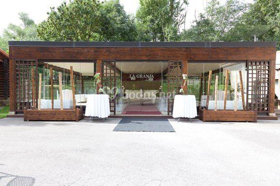 La Granja Lounge