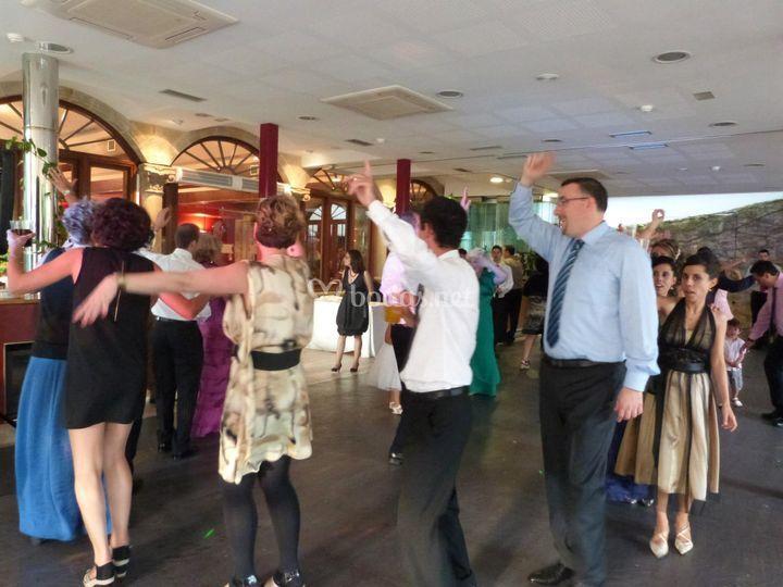 Baile de bodas