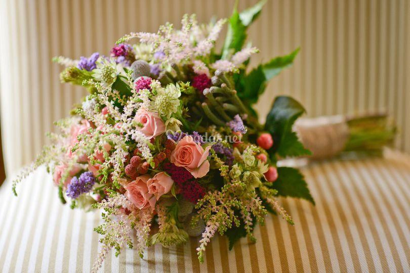 Arte Floral Muscari