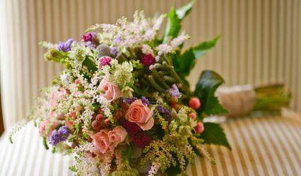 Arte Floral Muscari 1