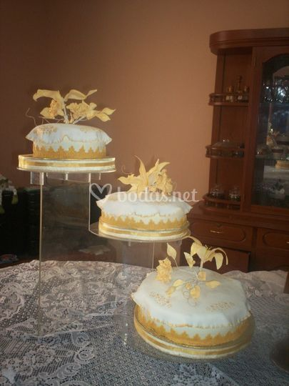 Pati Cakes