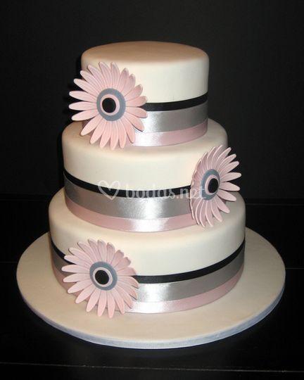 Tartas de boda Pati Cakes
