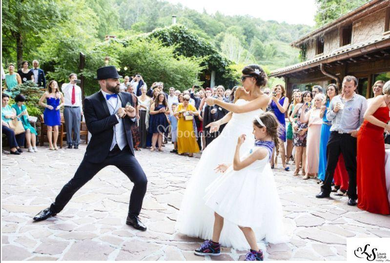 Laura Satué Wedding Planner